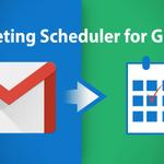 Gmail Meeting Scheduler Icon