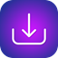 Mega Facebook Video Downloader icon
