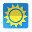 Meteogram Weather and Tide Charts icon