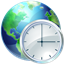 Microsoft Time Zone icon