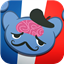 MindSnacks French icon