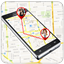 Mobile Number Location Finder & Caller Tracker GPS icon