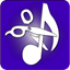 MP3Cutter and Ringtone Maker icon