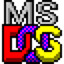 MS-DOS icon