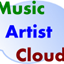 Music Artist Cloud icon