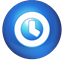 My Calls Timing icon