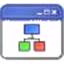 Network Security Task Manager icon