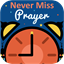 Never Miss Prayer icon