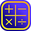 Numbily - Free Math Game icon