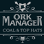 Ork Manager: Coal & Top hats icon