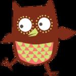 Oxford owl icon