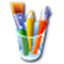 Paint XP for Windows 7 icon