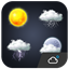 Painting Weather icon pack icon
