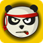 Panda vs Zombies icon