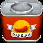 Paprika recipe manager icon