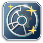 Magic parted icon