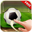 Penalty Flick : Football Goal icon