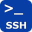 Persistent SSH icon