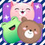 Pet Puzzle Paradise - Match 3: Animal Rescue Tour icon