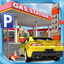 Petrol Station Car Parking Simulator icon