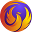 Phoenix Browser icon