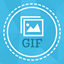 Photo to GIF - Gif Maker icon