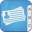 Pyronyx Business Card Scanner icon