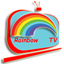 Rainbow TV icon