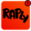Raply icon