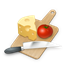 GNOME Recipes icon