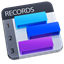 Records for Mac icon