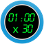 Recur: EMOM (Interval) Alarm Timer icon