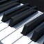 Recursive Arts Virtual Piano icon