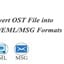 Regain Convert OST File to PST Tool icon