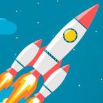 3F rocket icon