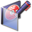Ronyasoft CD DVD Label Maker icon