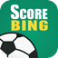 ScoreBing: Football Scores, Predictions and Tips icon