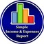 Simple Income & Expenses Report By BBN Online Solutions, Inc. icon