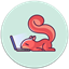 Slacker icon