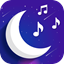 Sleep sounds icon