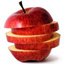 Apple Sliced icon