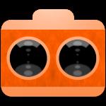 Split camera icon