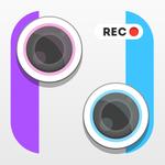Split lens icon