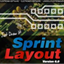 Sprint-Layout icon