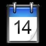 SSuite My Calendar Calendar Icon