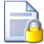 Standalone EXE Document Locker icon