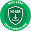 Status downloader for whatsapp - Wa status saver icon