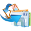 Stellar Phoenix DBX to Windows Live Mail Converter icon