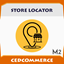 Store Locator Extension for Magento 2 -cedcommerce icon
