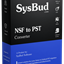 SysBud NSF to PST Converter icon